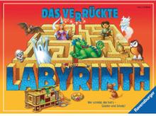 Ravensburger hullu labyrintti
