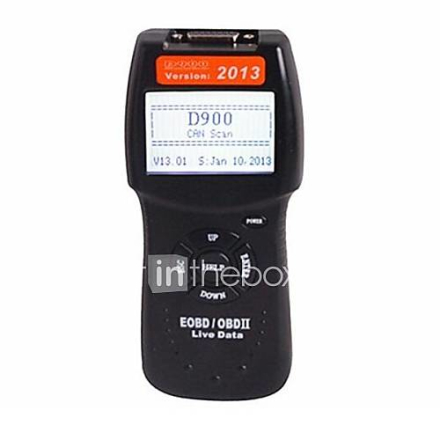 Auton Diagnostic Tool Scanner D900 CANSCAN OBD-II Auto Scan Scanner Tools