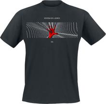 System Of A Down - Radiation -T-skjorte - svart