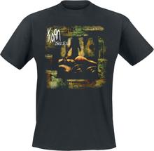 Korn - Issues Cover -T-skjorte - svart