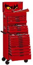 Wózek warsztatowy + zestaw narzędzi 1001 elementów TCMM1001N