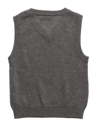 V-Neck Knit Vest - Boozt