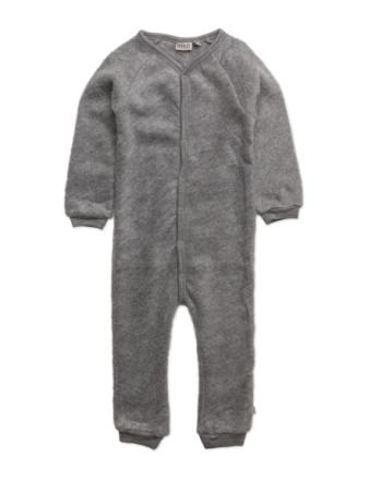 Felted Wool Jumpsuit