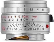 Leica Summicron-M 35 mm f/2,0 ASPH silver