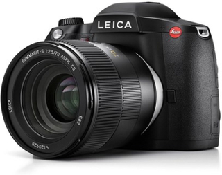 Leica S (007), kamerahus
