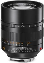 Leica Noctilux-M 75 mm f/1,25 ASPH