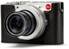 Leica Kameraskydd läder, svart till D-LUX 7