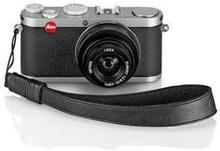 Leica Handledsrem till X-E / X2, läder, svart