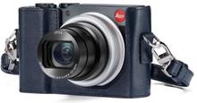 Leica Kameraskydd läder, Blå till C-LUX