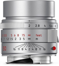 Leica APO-Summicron-M 50 mm f/2,0 ASPH, silver