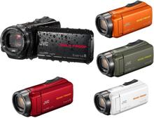 Jvc videokamera gzr435