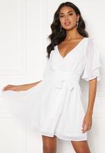 BUBBLEROOM Isabella dress White 32