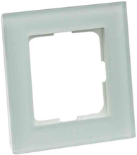 Elko Plus Option-serien Kombinationsram glas, 1 fack