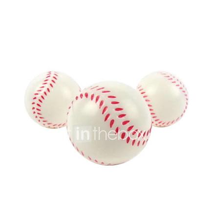 Kiinteää vaahtoa Elastinen Baseball