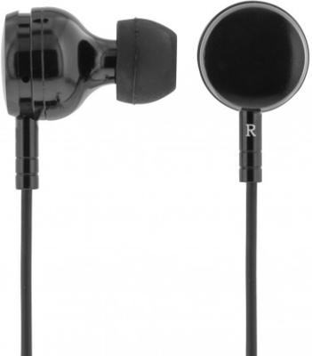 Streetz in-ear hörlurar med mikrofon, svarsknapp,