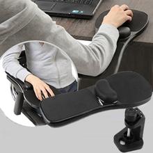 Käsinojan tukilevy tietokone hiirelle tuolikiinnikkeellä