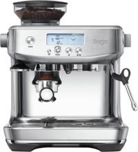 Sage The Barista Pro Steel Espressomaskin - Silver
