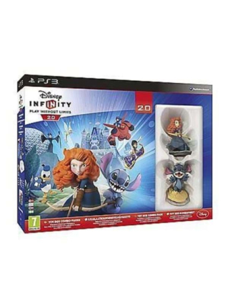 Infinity 2.0 Toy Box Combo Pack - Sony PlayStation 3 - Lapset