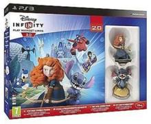Infinity 2.0 Toy Box Combo Pack - Sony PlayStation 3 - Toiminta/Seikkailu