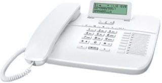 Gigaset DA710 - fast telefon med nummerp