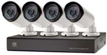 C8CHCCTVKITD - DVR + kamera/kameror