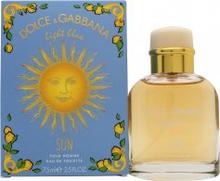 Dolce & Gabbana Light Blue Sun Pour Homme Eau de Toilette 75ml Spray