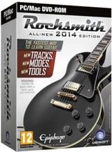 Rocksmith 2014 Edition - Windows - Musiikki