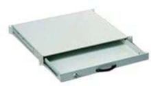 DN-19 KEY-1U - tangentbordslåda - 1U