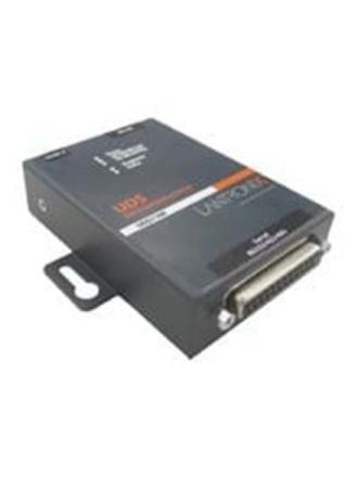 Device Server UDS1100 One Port Serial (RS232/ RS422/ RS485) to IP Ethernet UL864 with Power Over Ethernet (PoE)