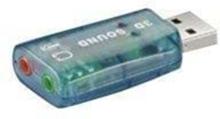 USB 2.0 Soundkarte