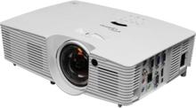 Projector X316ST DLP-projektor - 3D - 1024 x 768 - 3400 ANSI lumens