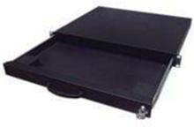 AIX 19K1U-B - tangentbordshylla rack (glidning)