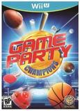 Game Party Champions - Nintendo Wii U - Arcade