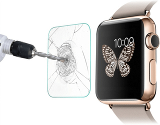 Härdat glas / skärmskydd apple watch / apple watch 2 / 42mm/38mm