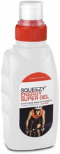 Squeezy Super Energy Gel 125 ml flaska Cola+koffein smak, 125 ml