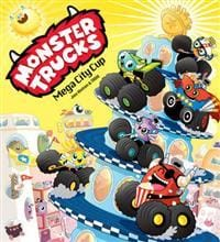 Monster Trucks: Mega City Cup