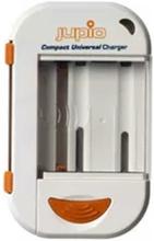 Jupio Compact Universal World Edition batteriladdare