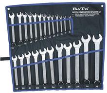BATO Blocknyckelsats 20 delar 6-32mm dubbelbockad 2298