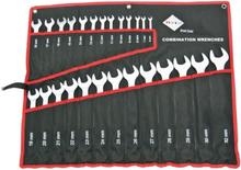 BATO Blocknyckelsats 26 delar 6-32 mm 2498