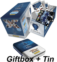 Adrenalyn champions league 14-15 update giftbox & tin