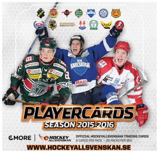 Hel box 2015-16 hockeyallsvenskan