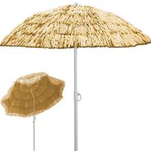 Parasoll Ø 160 cm Hawaii natur