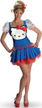 Hello Kitty-asu aikuisille - XS (36)