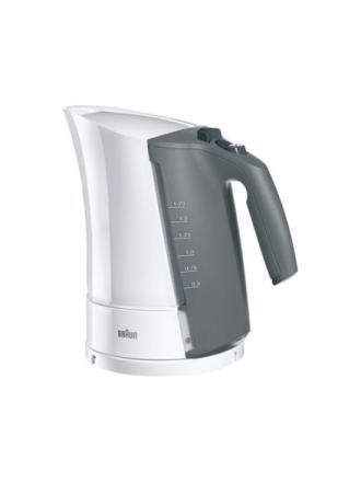 Vedenkeitin Multiquick 3 WK300 - White - Valkoinen - 2200 W