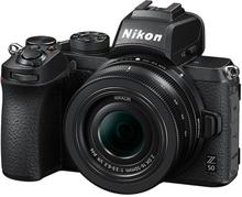 Nikon Z50 + 16-50/3,5-6,3, Nikon