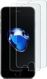 2 pack härdat glas - iphone 8 / 7 skärmskydd hd cl