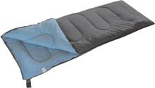 44324c1c626 Camp Gear Sovsäck Populair 200x80 cm grå och blå 3605752