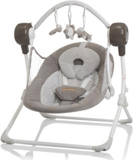 Baninni babygynge Stellino sandfarvet med prikker BNBS003-SDDT