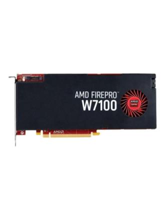 FirePro W7100 - 8GB GDDR5 RAM - Grafikkort