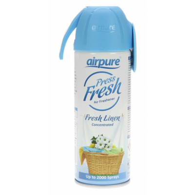 Airpure Fresh Press Baumwollfrisch 180 ml